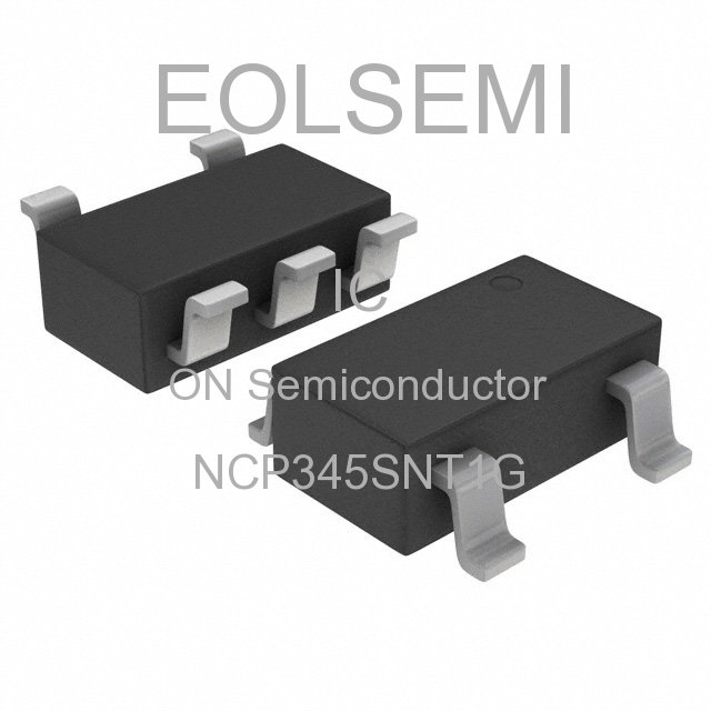 NCP345SNT1G - ON Semiconductor