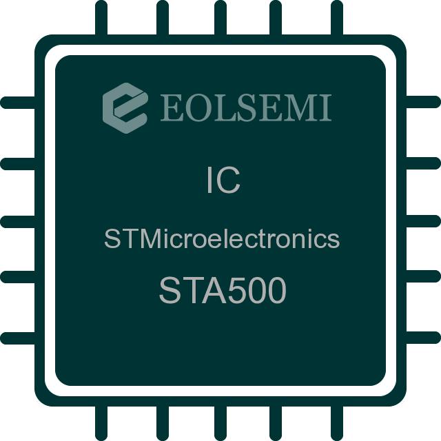 STA500 - STMicroelectronics
