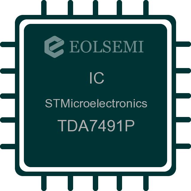 TDA7491P - STMicroelectronics