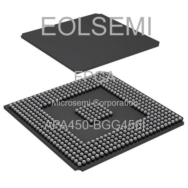 APA450-BGG456I - Microsemi Corporation
