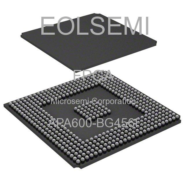 APA600-BG456I - Microsemi Corporation