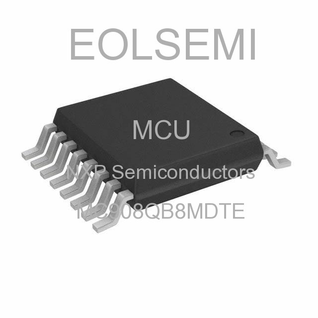 MC908QB8MDTE - NXP Semiconductors