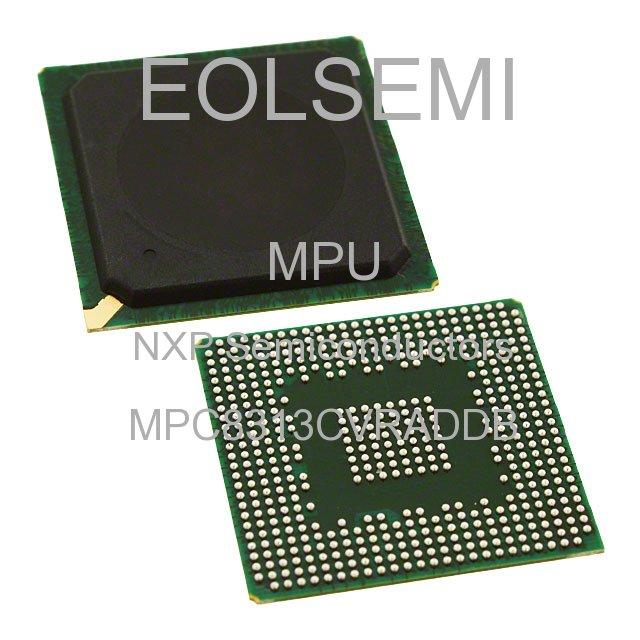 MPC8313CVRADDB - NXP Semiconductors