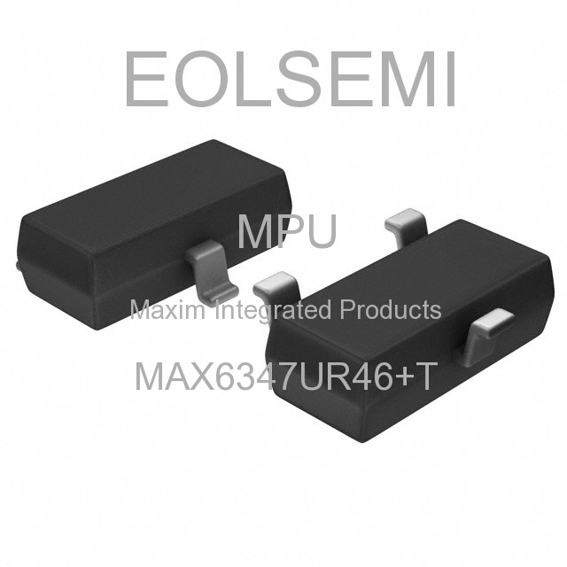 MAX6347UR46+T - Maxim Integrated Products
