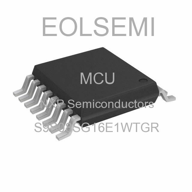 S9S08SG16E1WTGR - NXP Semiconductors