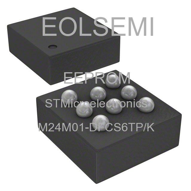 M24M01-DFCS6TP/K - STMicroelectronics