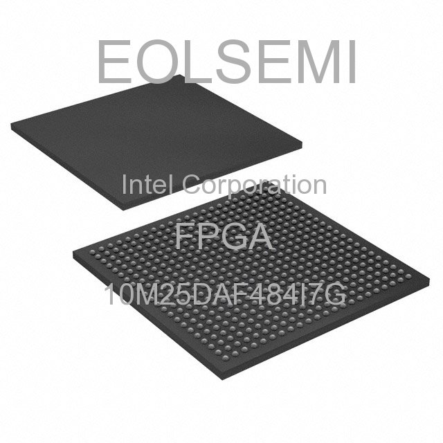 10M25DAF484I7G - Intel Corporation - FPGA