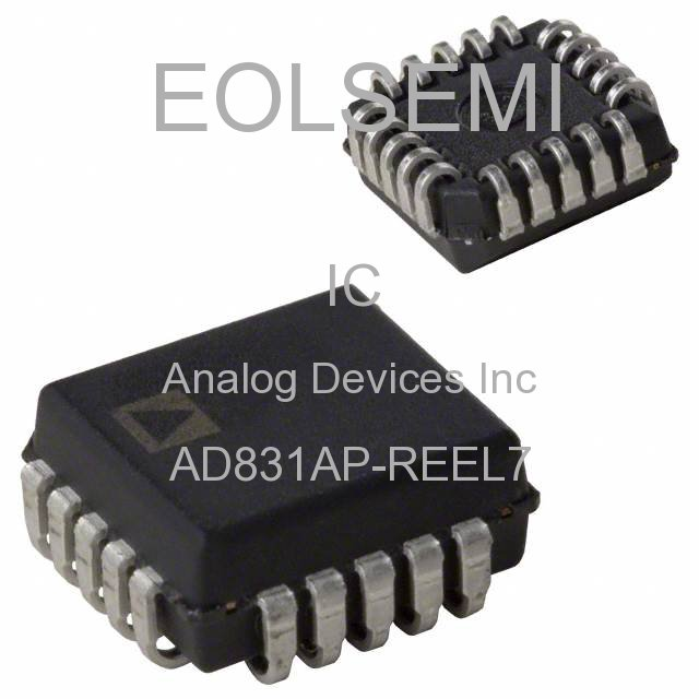 AD831AP-REEL7 - Analog Devices Inc - IC