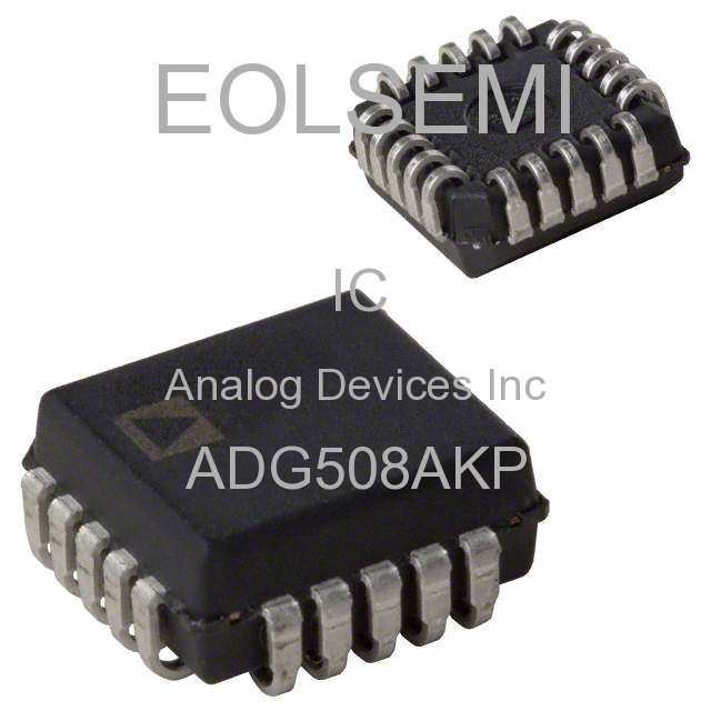 ADG508AKP - Analog Devices Inc -