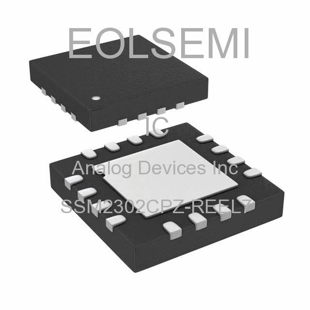 SSM2302CPZ-REEL7 - Analog Devices Inc