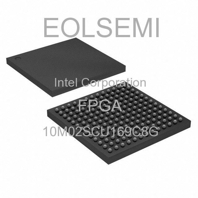 10M02SCU169C8G - Intel Corporation - FPGA