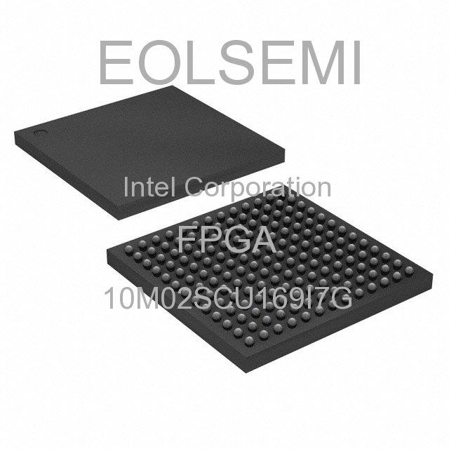 10M02SCU169I7G - Intel Corporation - FPGA
