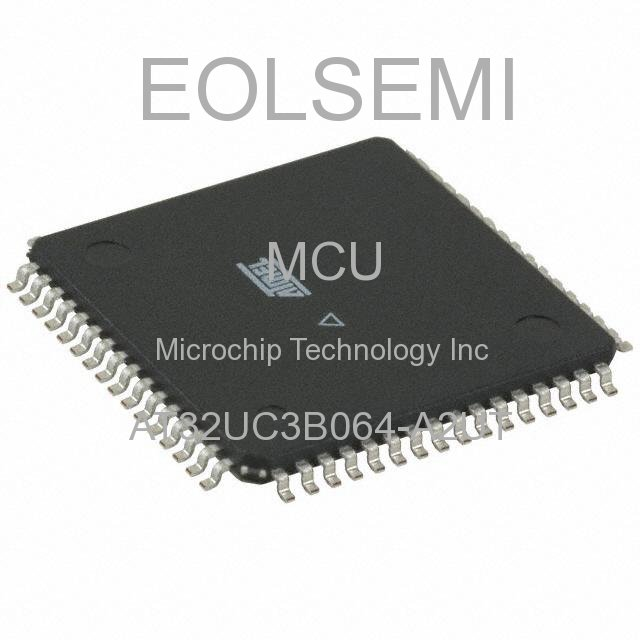AT32UC3B064-A2UT - Microchip Technology Inc