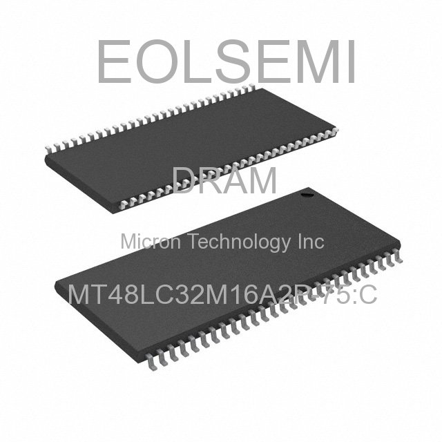MT48LC32M16A2P-75:C - Micron Technology Inc