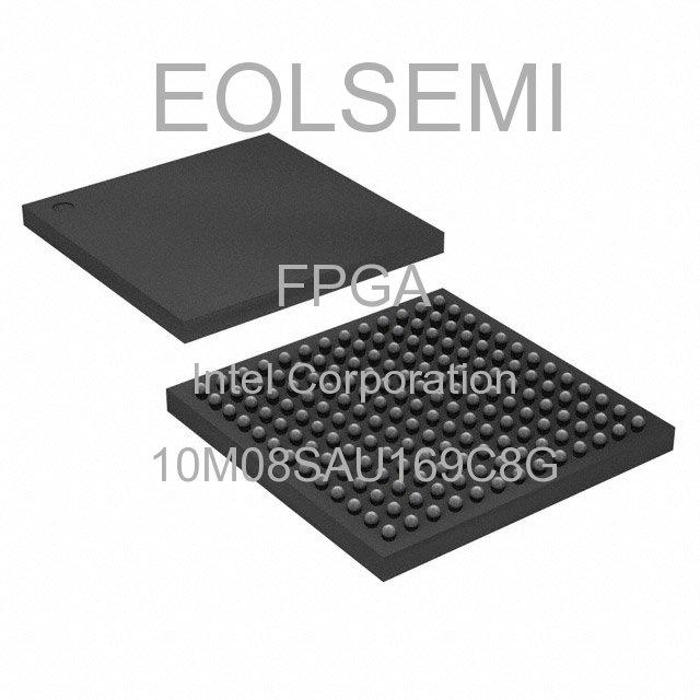 10M08SAU169C8G - Intel Corporation