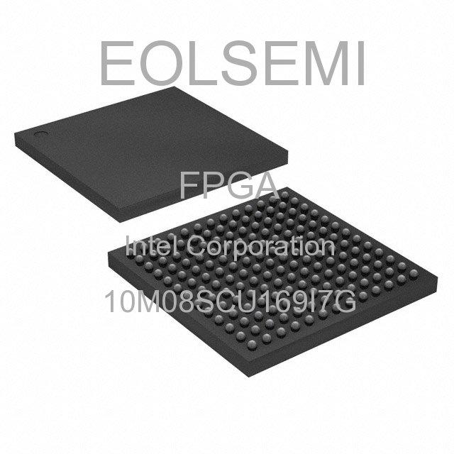 10M08SCU169I7G - Intel Corporation
