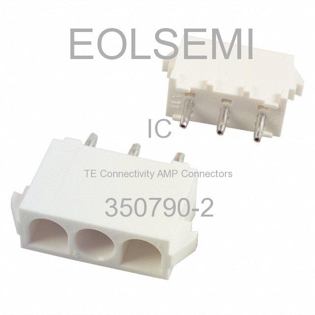 350790-2 - TE Connectivity AMP Connectors - IC