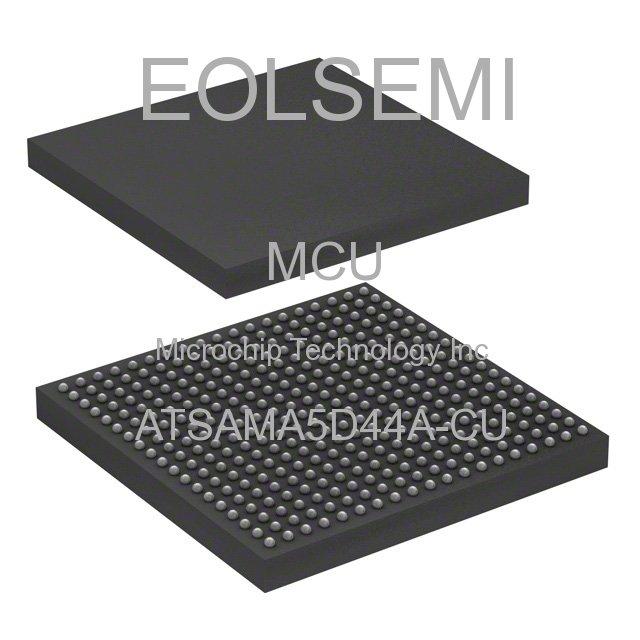 ATSAMA5D44A-CU - Microchip Technology Inc - MCU