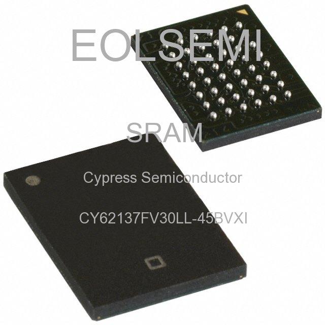 CY62137FV30LL-45BVXI - Cypress Semiconductor