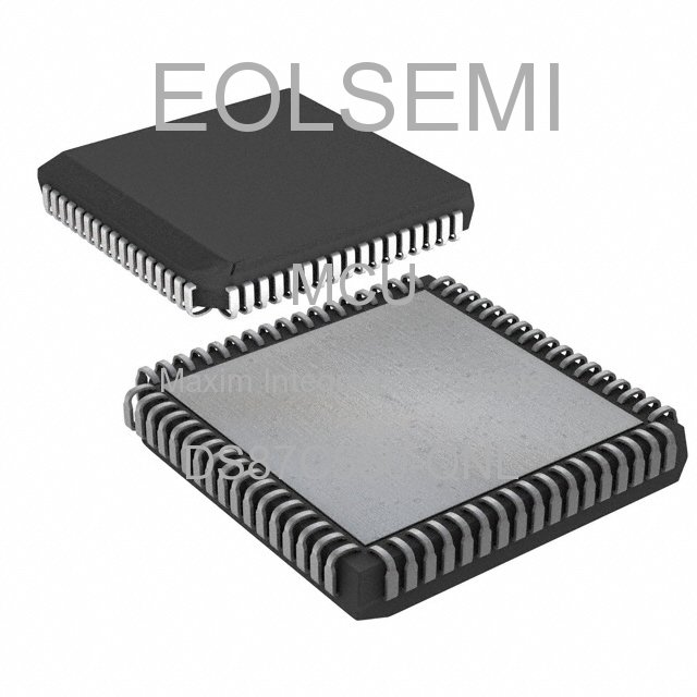 DS87C550-QNL - Maxim Integrated Products