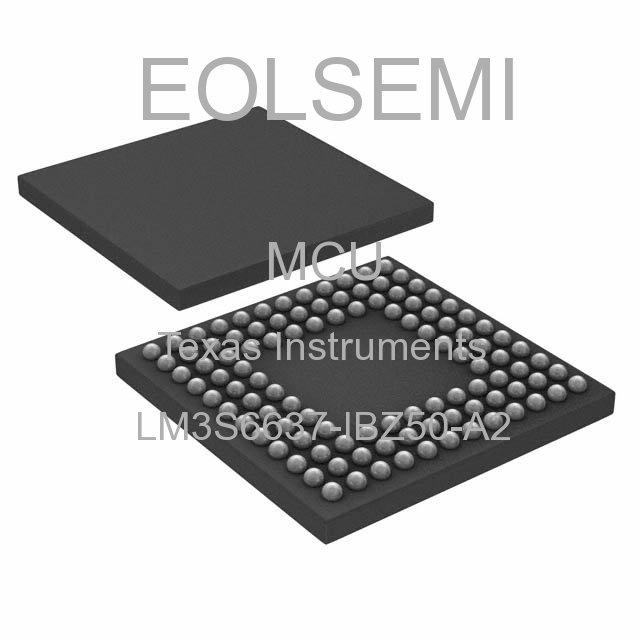 LM3S6637-IBZ50-A2 - Texas Instruments