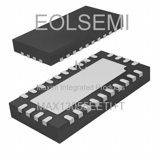 MAX13055EETI+T - Maxim Integrated Products
