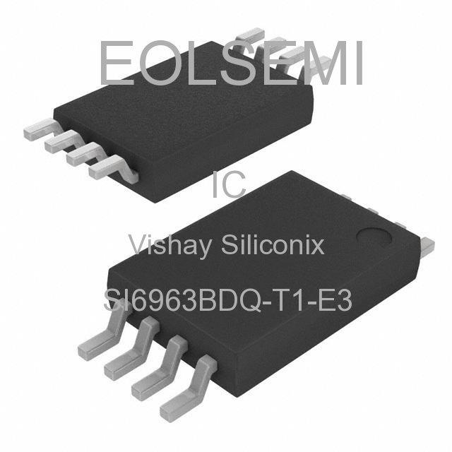 SI6963BDQ-T1-E3 - Vishay Siliconix