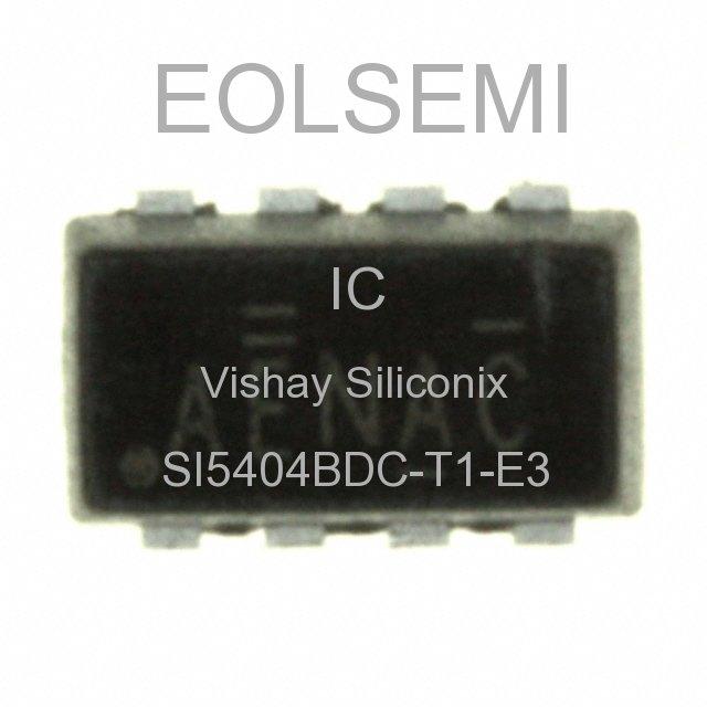 SI5404BDC-T1-E3 - Vishay Siliconix