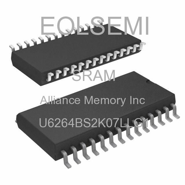 U6264BS2K07LLG1 - Alliance Memory Inc