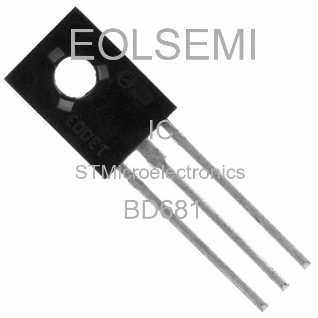 BD681 - STMicroelectronics