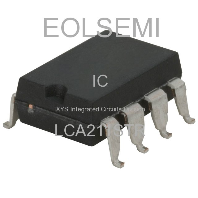 LCA211STR - IXYS Integrated Circuits Division