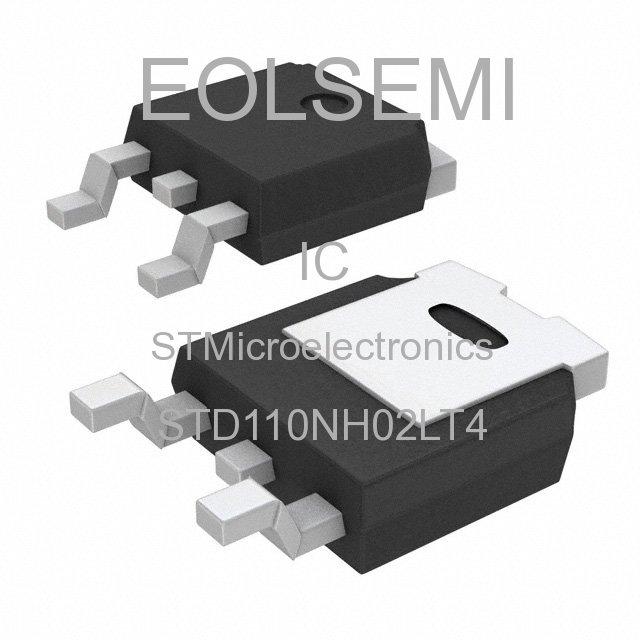 STD110NH02LT4 - STMicroelectronics