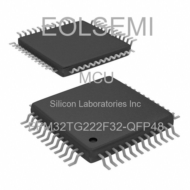 EFM32TG222F32-QFP48 - Silicon Laboratories Inc