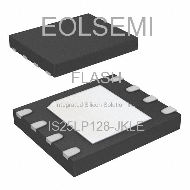 IS25LP128-JKLE - Integrated Silicon Solution Inc