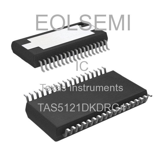 TAS5121DKDRG4 - Texas Instruments