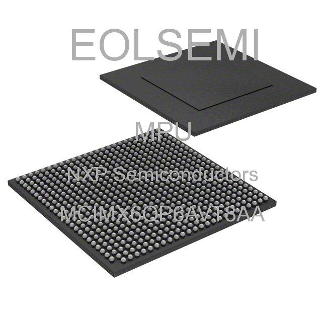 MCIMX6QP6AVT8AA - NXP Semiconductors