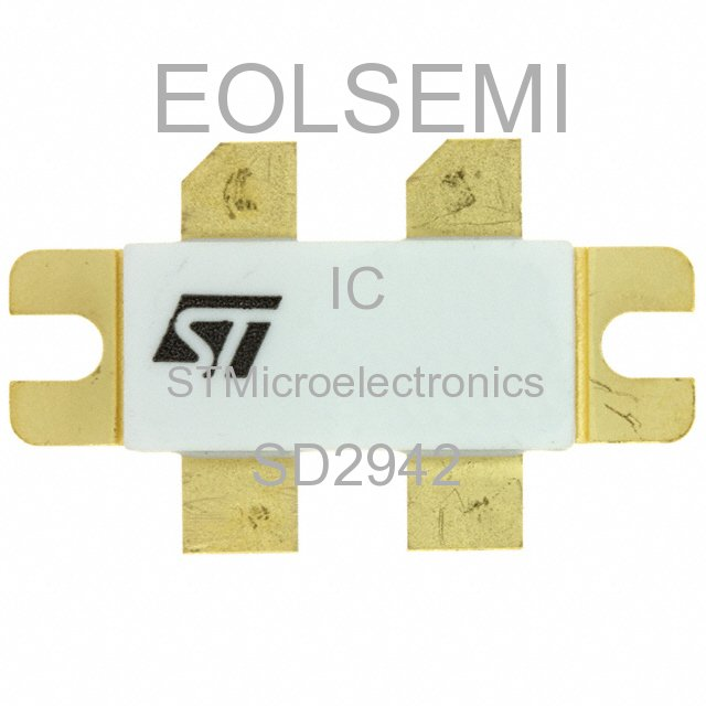 SD2942 - STMicroelectronics
