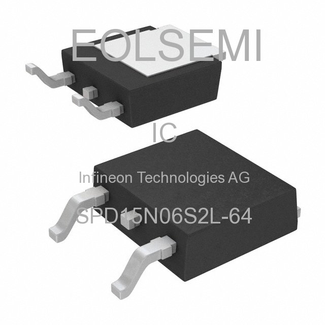 SPD15N06S2L-64 - Infineon Technologies AG