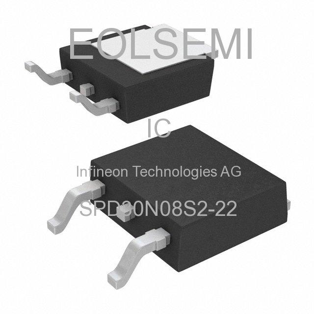 SPD30N08S2-22 - Infineon Technologies AG