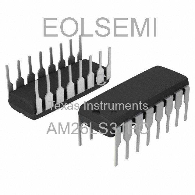 AM26LS31PC - Texas Instruments