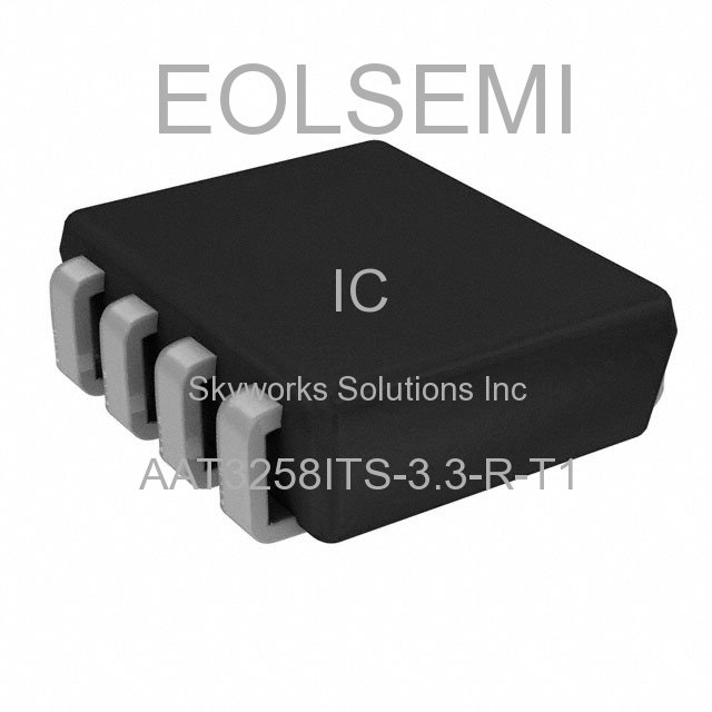 AAT3258ITS-3.3-R-T1 - Skyworks Solutions Inc