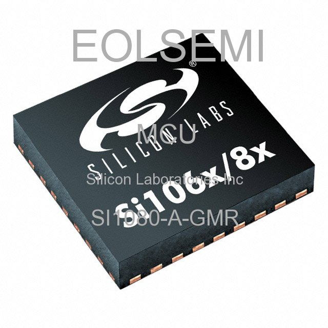 SI1080-A-GMR - Silicon Laboratories Inc