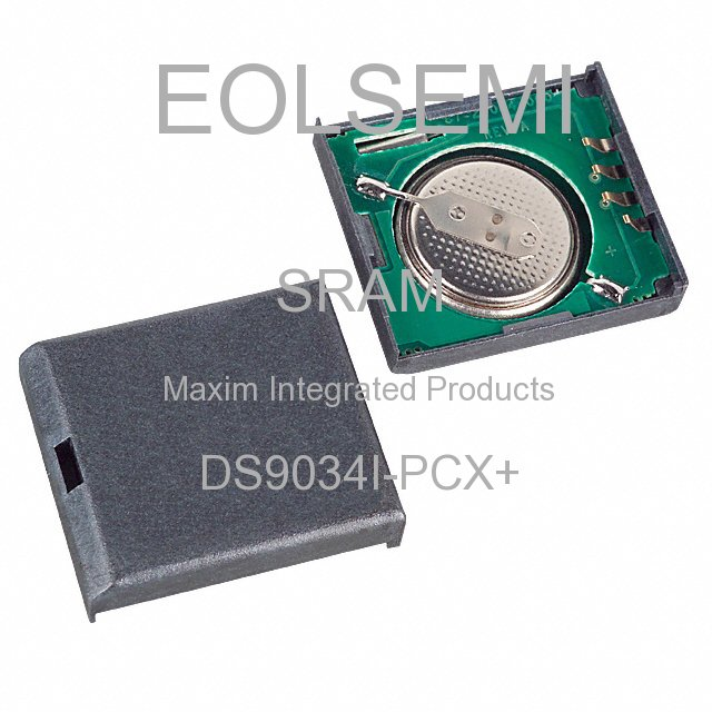 DS9034I-PCX+ - Maxim Integrated Products