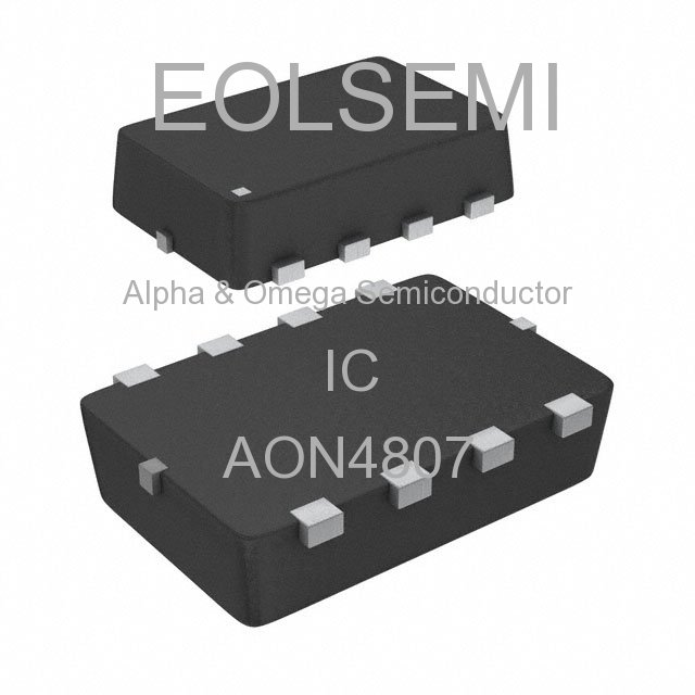 AON4807 - Alpha & Omega Semiconductor - IC
