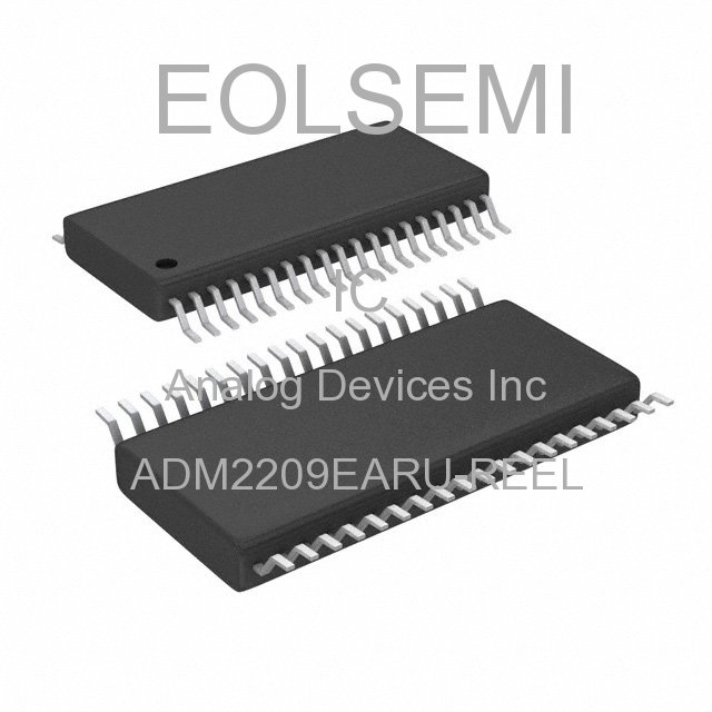 ADM2209EARU-REEL - Analog Devices Inc