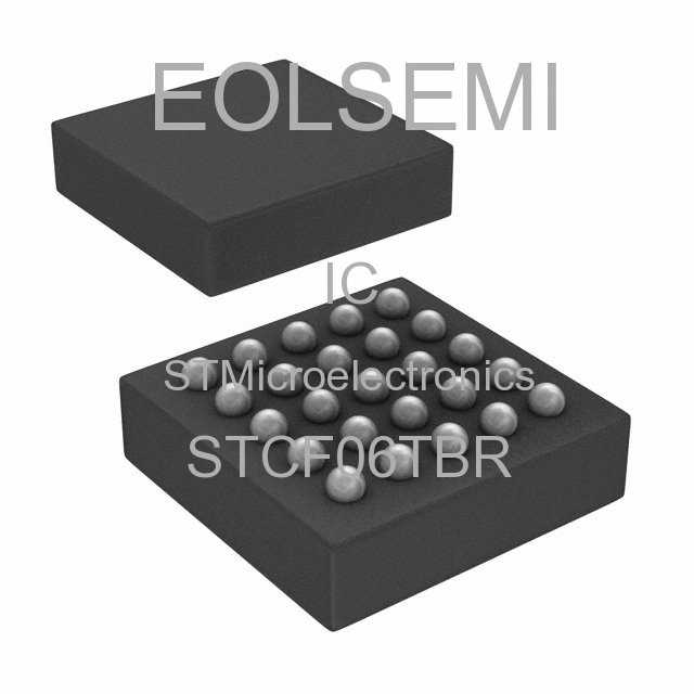 STCF06TBR - STMicroelectronics