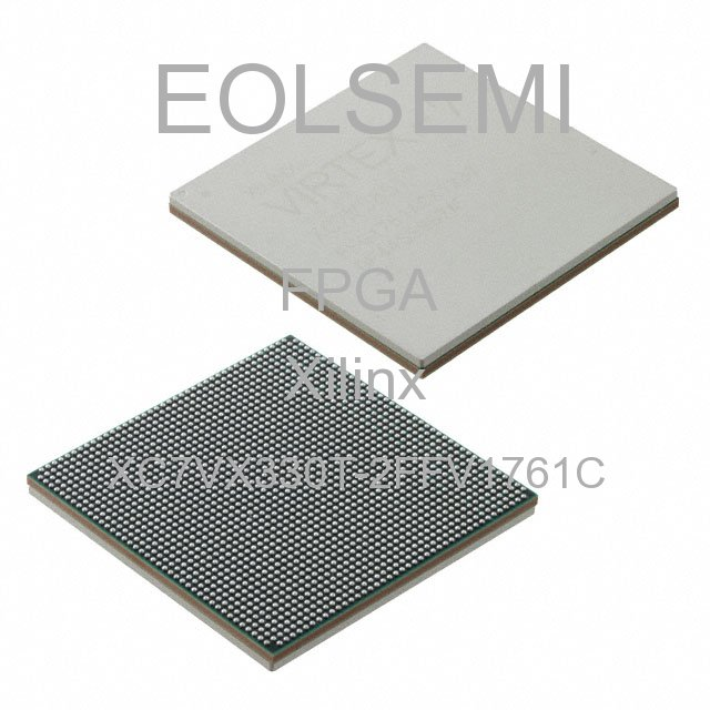XC7VX330T-2FFV1761C - Xilinx