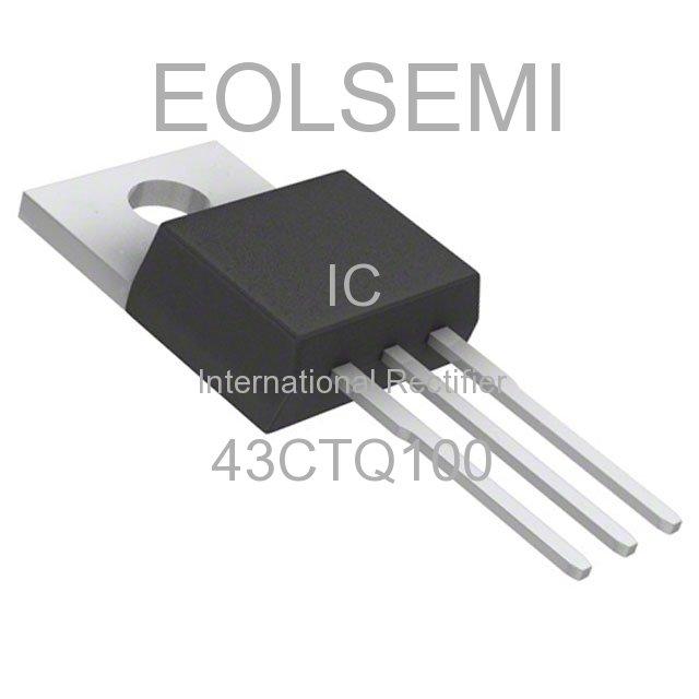 43CTQ100 - International Rectifier - IC