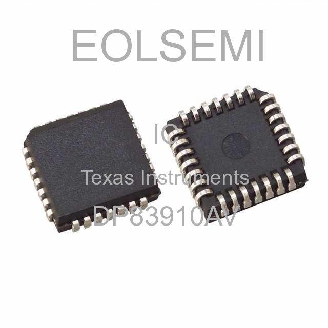 DP83910AV - Texas Instruments