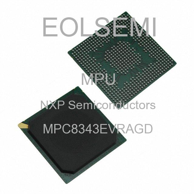 MPC8343EVRAGD - NXP Semiconductors